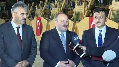 Varank: '(Mehmetçiğimiz) Bölgede barış ve istikrarı tesis etmiş olacaklar' - İZMİR