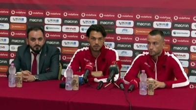 Türkiye-Arnavutluk maçına doğru - DIRAÇ