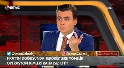 Osman Gökçek, 'Kusura bakmasınlar bunlar vatan haini'