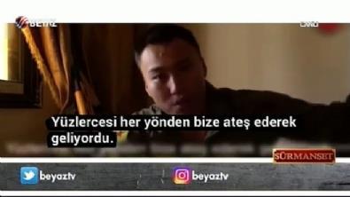 Teröristler Afrin'de Mehmetçik karşısında yaşadıklarını anlatıyor