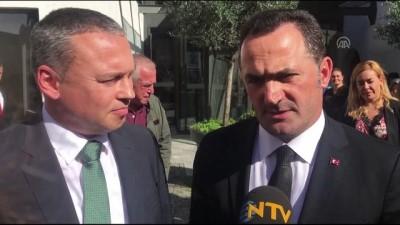 Macaristan Başkonsolosu Keller'den Beyoğlu Belediyesine ziyaret - İSTANBUL