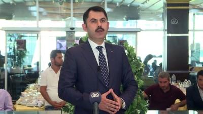 Bakan Kurum: ''Terör Şırnak'ta başlamıştı, inşallah 31 Mart seçimlerinden sonra Şırnak'ta terör bitmiştir'' - ŞIRNAK
