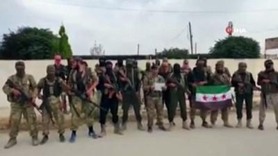 - Suriye Milli Ordusu'ndan 'Resulayn Tümeni'