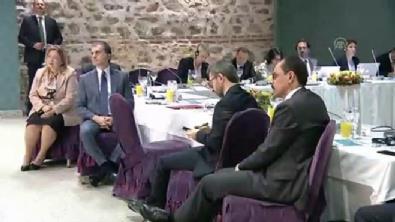 Cumhurbaşkanı Erdoğan yabancı medya temsilcilerini kabul etti