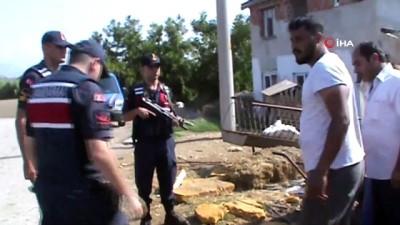 Antalya'da hayvan hırsızları jandarmadan kaçamadı