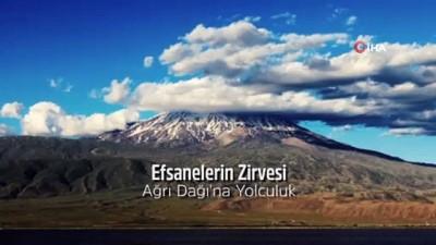 """""""Ağrı Dağı'na Yolculuk"""" belgeseli yapıldı"""
