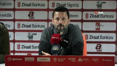 Alanyaspor - İnegölspor maçının ardından