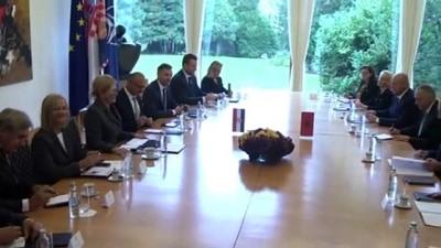 Hırvatistan'dan AB'nin Arnavutluk ve Kuzey Makedonya kararına eleştiri - ZAGREB