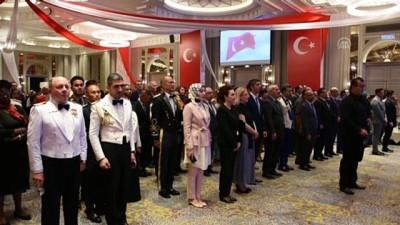 29 Ekim Cumhuriyet Bayramı kutlanıyor - KUALA LUMPUR