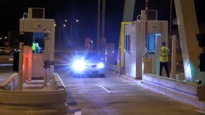 Menemen-Aliağa-Çandarlı Otoyolu'nun bazı kesimleri trafiğe açıldı - İZMİR