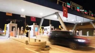 Menemen-Aliağa-Çandarlı Otoyolunun bazı kesimleri trafiğe açıldı