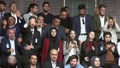 Cumhurbaşkanı Erdoğan: 'Bu büyük coğrafyada Türk bir kavimin değil bir medeniyetin adıdır' - TBMM