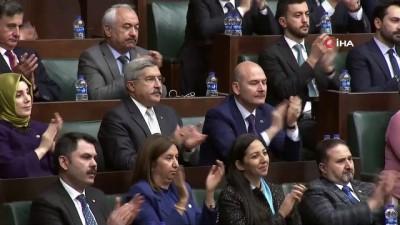 Cumhurbaşkanı Erdoğan: 'Türkiye'yi Suriye, Irak, Libya gibi yapabileceklerini sananlara cevabı inlerini başlarına yıkarak verdik'