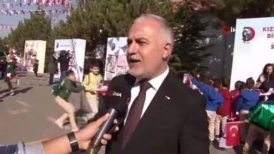 """Türk Kızılayı Genel Müdürü Kınık: 'Vatan toprağına dönmek isteyen Suriyelilerin o toprağa dönmeleri için destek çalışmalarımız olacak"""""""