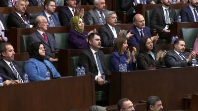 Cumhurbaşkanı Erdoğan: 'Tarihleri soykırım, kölelik, sömürü lekeleriyle dolu bir ülkenin Türkiye'ye ne söz söyleme ne ders verme hakkı olamaz' - TBMM
