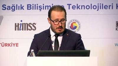 HIMSS'19 Eurasia Sağlık Bilişimi ve Teknolojileri Konferansı ve Fuarı - Şuayip Birinci / Harold F. Wolf - İSTANBUL