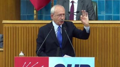 Kılıçdaroğlu: 'Türkiye Cumhuriyeti Devletini aşağılayan bir mektuba neden cevap vermiyorsun' - TBMM
