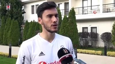 Umut Nayir: 'Maç kondisyonum arttıkça verimim artıyor'