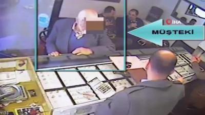 Evlilik vaadiyle kandırdı önce kameralara sonra da polise yakalandı