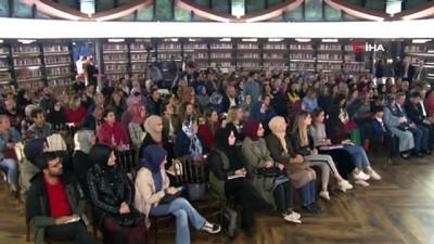 Psikolog Prof. Dr. Acar Baltaş, Üsküdar Sahil Nevmekan'da seminer verdi