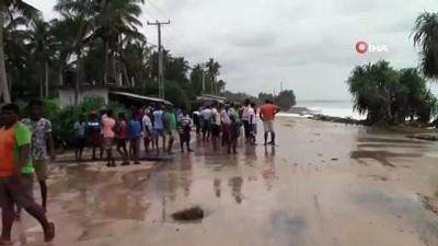 - Sri Lanka'da şiddetli yağış ve fırtına: 1 ölü