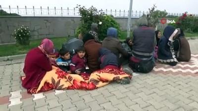 Çanakkale'de 165 mülteci yakalandı