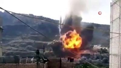 - İdlib'deki patlamada 3 kişi öldü