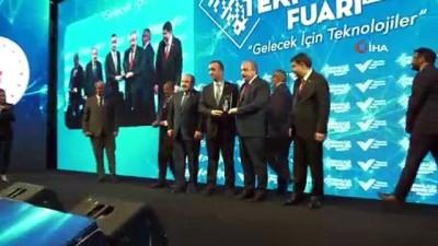 Verimlilik ve Teknoloji Fuarı'nda Ankara Büyükşehir standına büyük ilgi