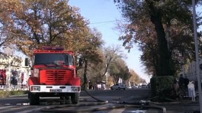 Kırgızistan'da tüp patladı: 1 ölü, 12 yaralı - BİŞKEK