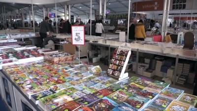 Niğde Kitap Fuarı İçişleri Bakan Yardımcısı İnce'nin katılımıyla açıldı - NİĞDE