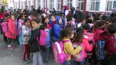 Şanlıurfa'nın sınır ilçelerindeki okullarda telafi eğitimi (1)