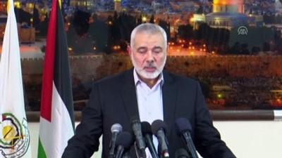 Hamas, ulusal diyalog öncesi seçim kararnamesi çıkarılmasına karşı değil (2) - GAZZE