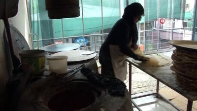 3 çocuk annesi yöresel ekmek üretimiyle, 5 kişiye istihdam sağladı