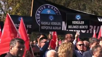 Kamu-Sen Genel Başkanı Kahveci - ANKARA