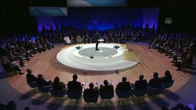Paris Barış Forumu - Fransa Cumhurbaşkanı Macron - PARİS