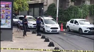 Kasımpaşa'da silahlı saldırı: 1 yaralı - İSTANBUL
