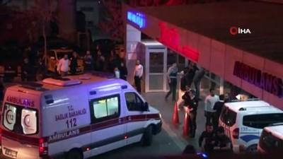Küçükçekmece'deki hastanedeki silahlı kavganın detayları ortaya çıktı