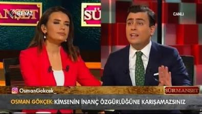Osman Gökçek: 'İkna odalarını açanlarla aynı zihniyettir'