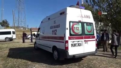 Diyarbakır'da iki aile arasında silahlı kavga: 10 yaralı