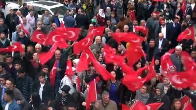 AK Parti Genel Başkan Yardımcısı Kandemir: 'Masa başında harita çizenler başarısız oldular'