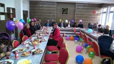 """Nizip'te """"3 Aralık Dünya Engelliler Günü"""" etkinliği düzenlendi"""