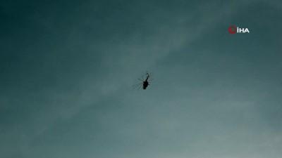 Uludağ'da kaybolan dağcıları bulmak için ısıya duyarlı ve gece görüşü olan 2 adet arama uçağı getirildi