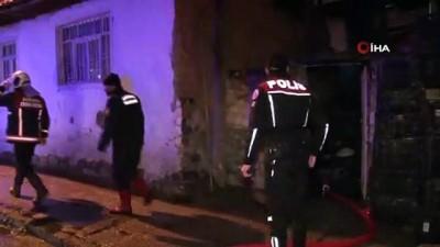 "Ankara'da ""3 bina kundaklandı"" iddiası"