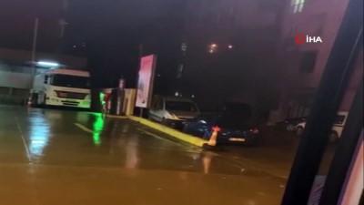 Esenyurt'ta elektrik kablolardaki patlamalar paniğe neden oldu