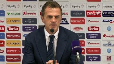 Stjepan Tomas: 'Gole kadar her şeyi yapıyoruz ama gol atamıyoruz'