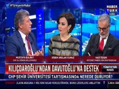 Mustafa Balbay'dan güldüren açıklamalar!