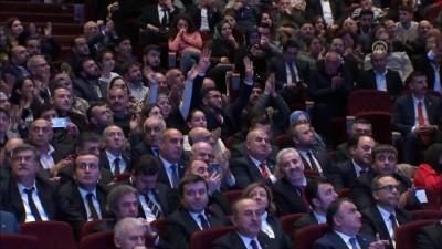 Cumhurbaşkanı Erdoğan: ''Bizler hep birlikte, bir vücudun azaları gibi olacağız'' - ANKARA