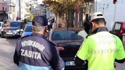 Denizli'de polis ve zabıta ortak trafik denetimlerine başladı