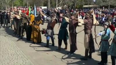 UNESCO 'Geleneksel Türk Okçuluğu'nu insanlığın ortak mirası ilan etti (3) - ANKARA
