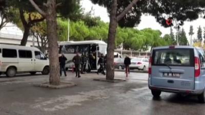 Balıkesir'de FETÖ operasyonu: 13 şüpheli adliyeye sevk edildi